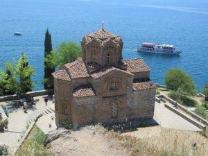 Church of St. John, Ohrid © 2016 Karen Rubin/goingplacesfarandnear.com