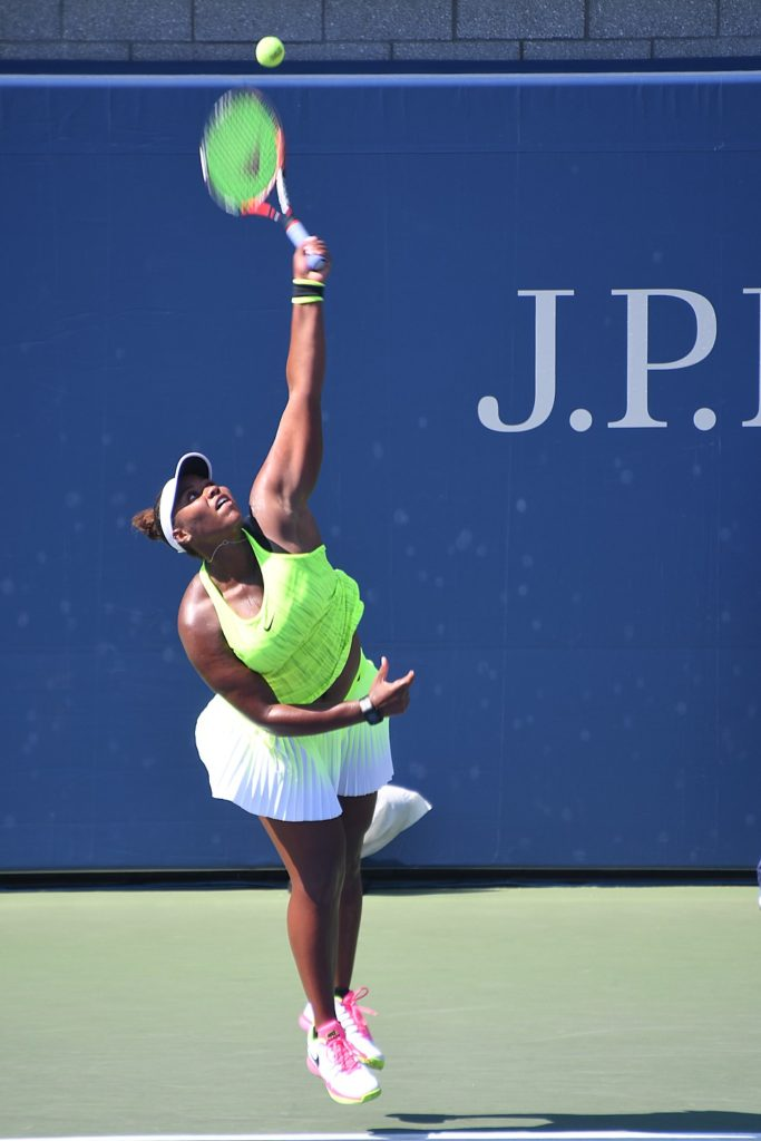 Tyler Townsend beat all odds – including seeded players – to win her way out of the Qualifying tournament to a coveted spot in the US Open © 2016 Karen Rubin/news-photos-features.com