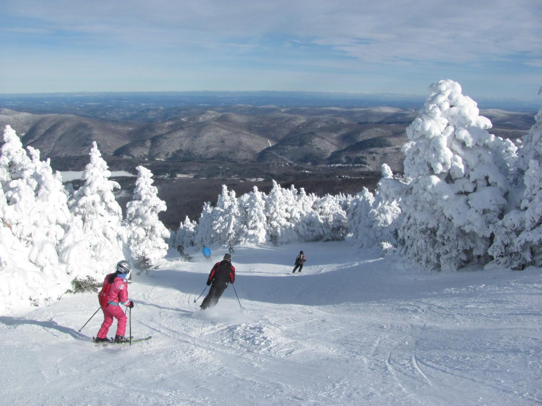 Pico, Vermont, is now part of the M.A.X. Pass program © 2016 Karen Rubin/goingplacesfarandnear.com