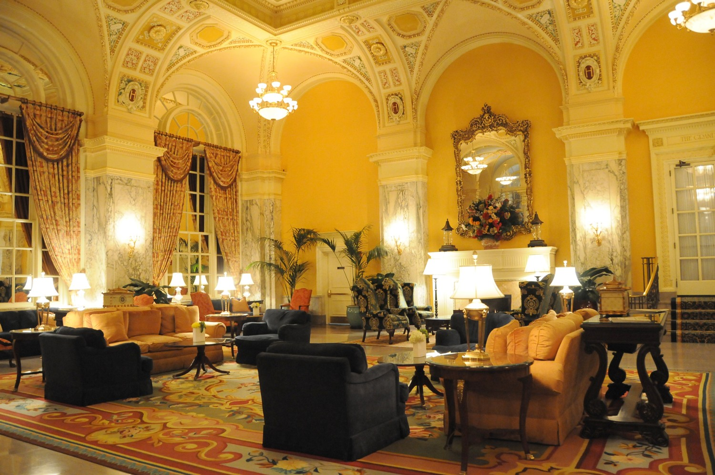 Hermitage Hotel, Nashville, Tennessee, a historic hotel