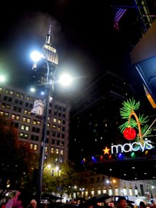 Macy's at Herald Square will be open Christmas Eve and Christmas Day for last-minute shopping © 2016 Karen Rubin/goingplacesfarandnear.com