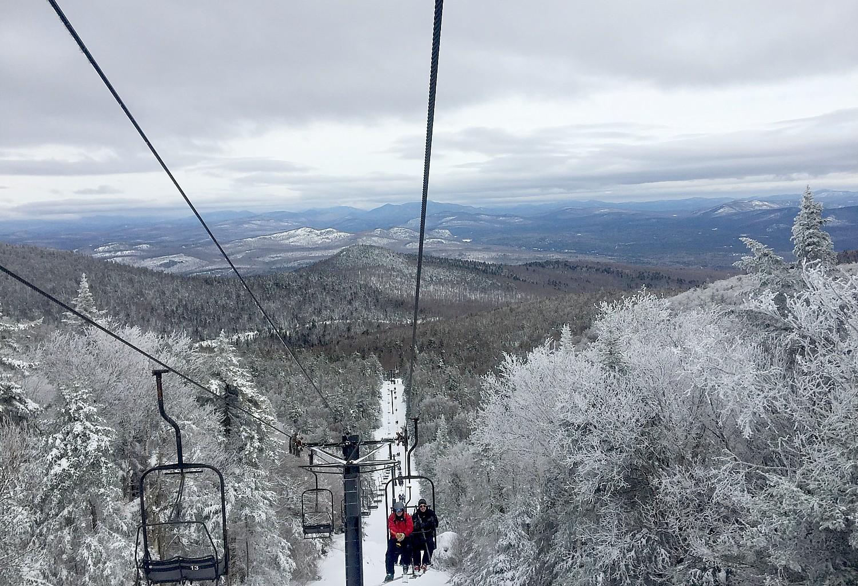 Skiing Gore Mountain: New York's Adirondacks at its Best