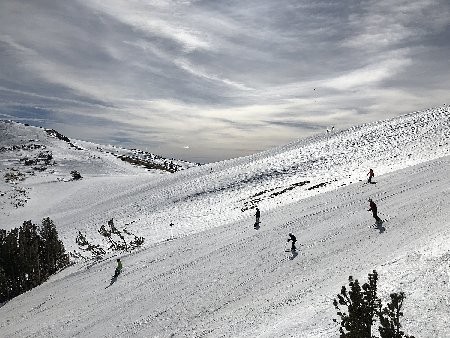 Skiing Kirkwood: It's All About the Mountain