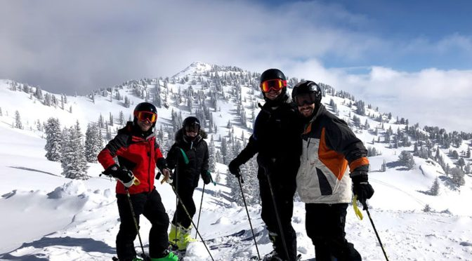 Alta, Utah: If You Can See It, You Can Ski It!