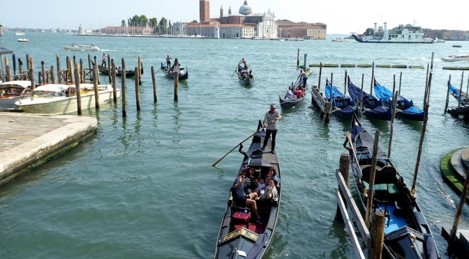 Following Whim and Whimsy in Venice
