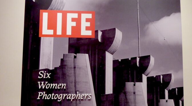 First Ever Exhibit of LIFE Magazine's 6 Women Photographers, Now at New-York Historical Society