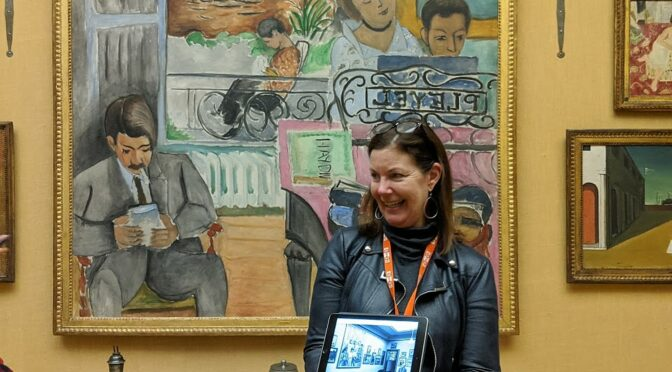 Philadelphia is Trove of History, Heritage, Cultural National Treasures: The Barnes Foundation