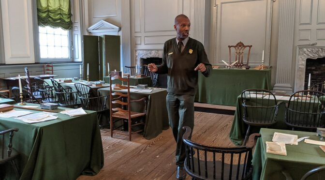 Philadelphia is Trove of History, Heritage, Cultural National Treasures: Independence Hall, National Museum of American Jewish History