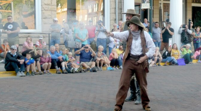 Deadwood, South Dakota Resurrects Wild West Past at End of MicKelson Trail