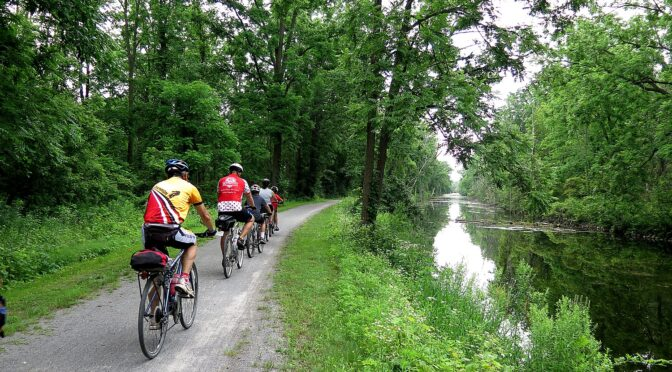 New York's 750-Mile Empire State Trail, Longest Multi-Use State Trail in Nation, Officially Opened!