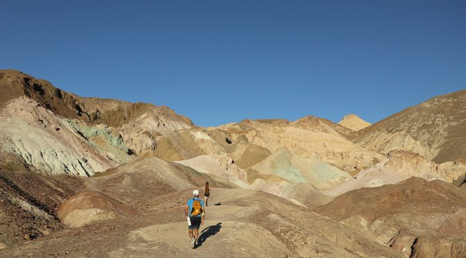 Road Trip: Hitting the Highlights of Death Valley National Park