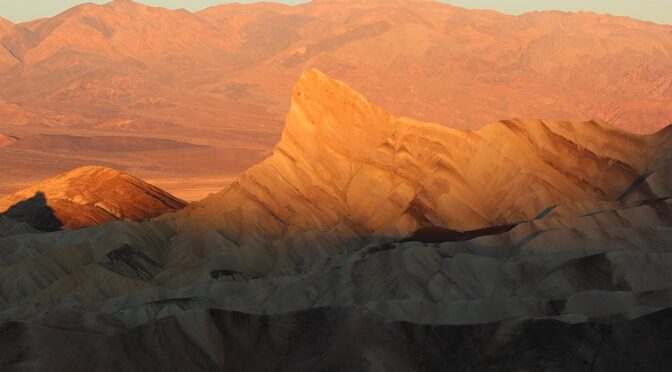 Road Trip: Sunrise, Sunset in Death Valley National Park, Nature's Geologic Art Gallery