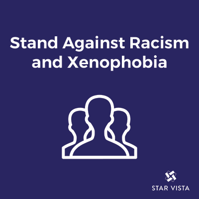 An Update From Our CEO: We Stand Against Racism and Xenophobia