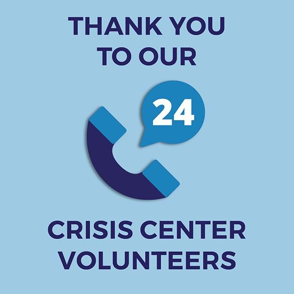 Crisis Center Volunteers