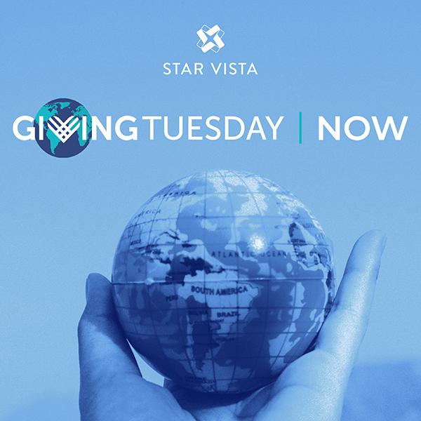 StarVista Joins the Global Movement #GivingTuesdayNow