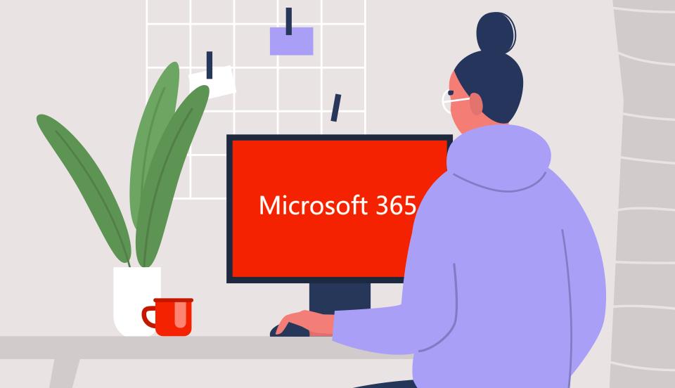 BGR Informatique | Dessin d'une femme de dos à l'ordinateur