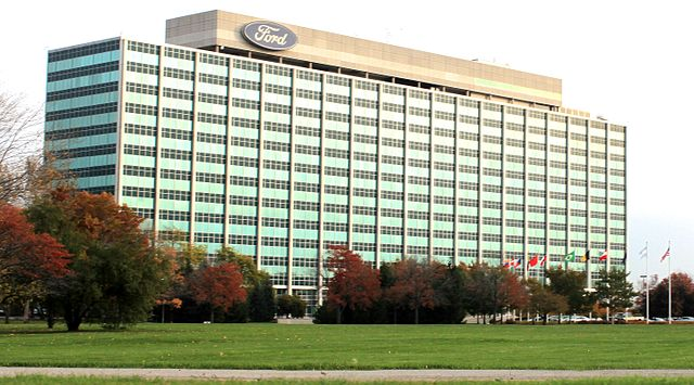 Ford_World_Headquarters,_1_American_Road,_Dearborn,_Michigan