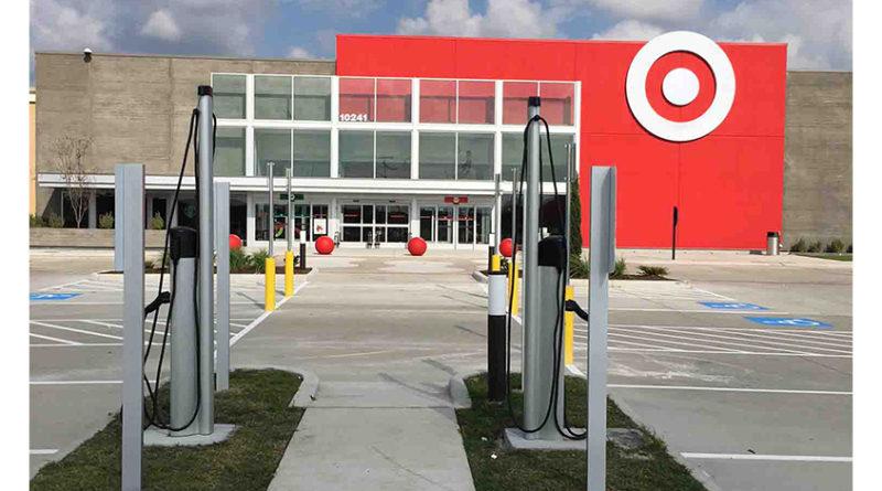 Target EV charging