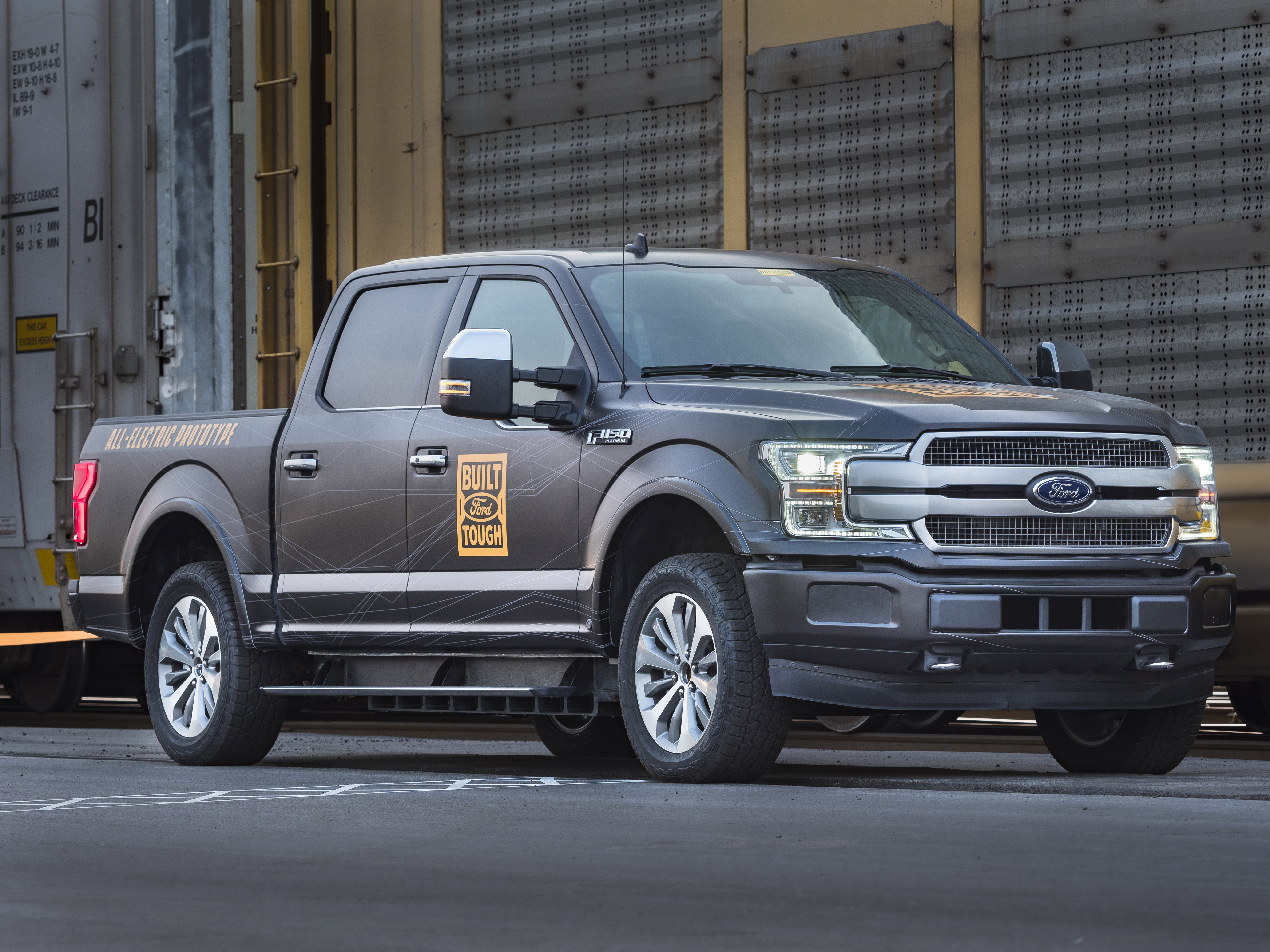 Is An Electric F-150 A Big Mistake By Ford?