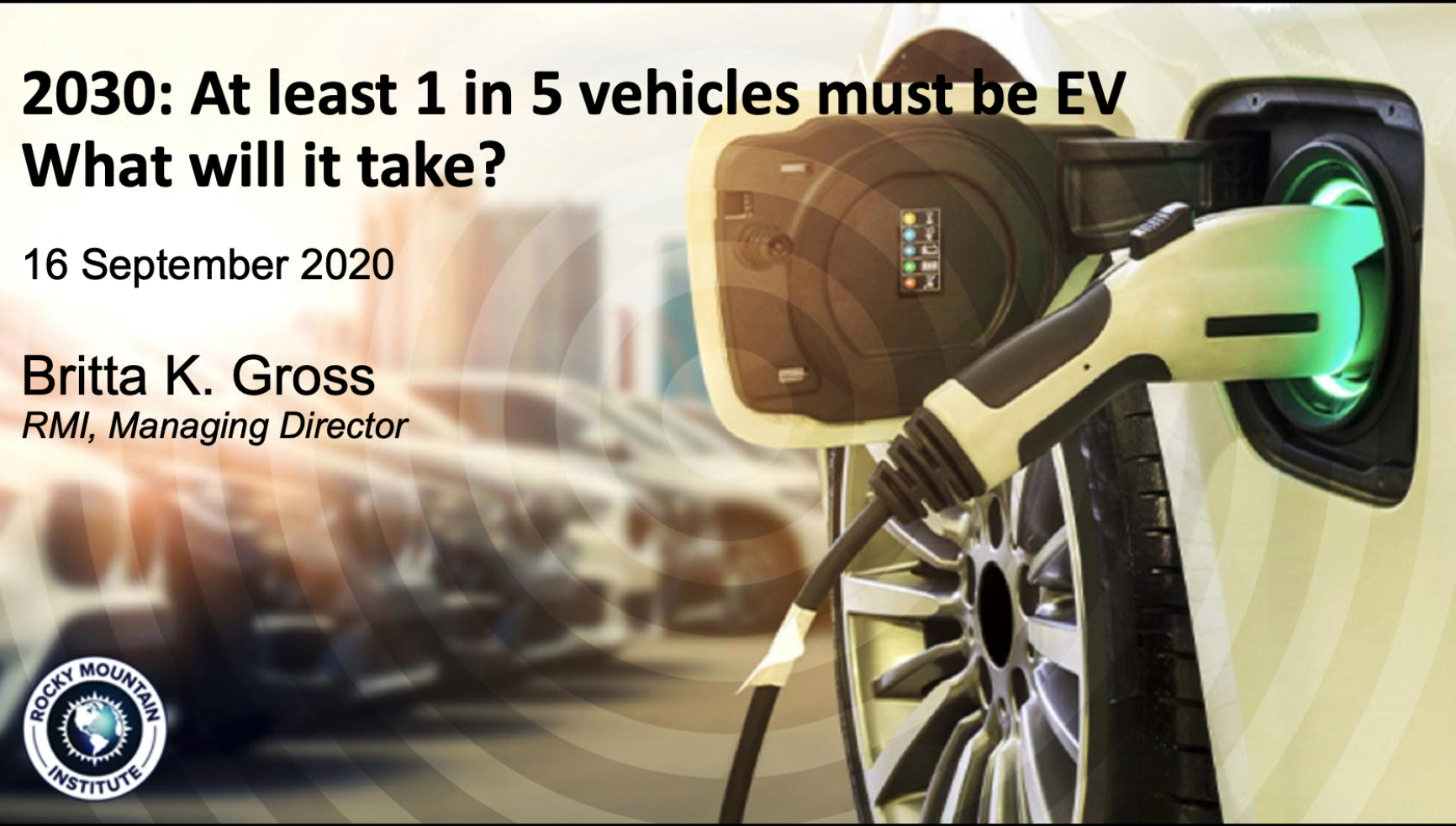 Can the US Reach 50 Million EVs in Operation by 2030?