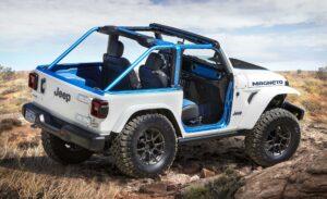 Jeep Magneto BEV concept