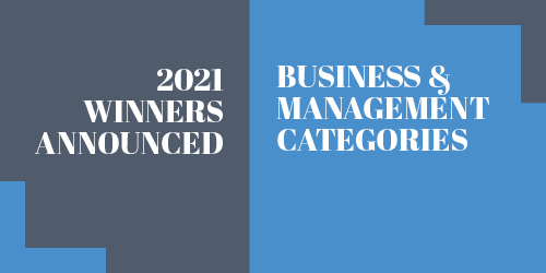 Business Awards & Management Awards 2021