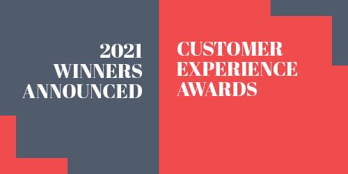 CX Awards 2021