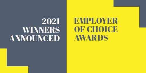 Employer of Choice Awards 2021