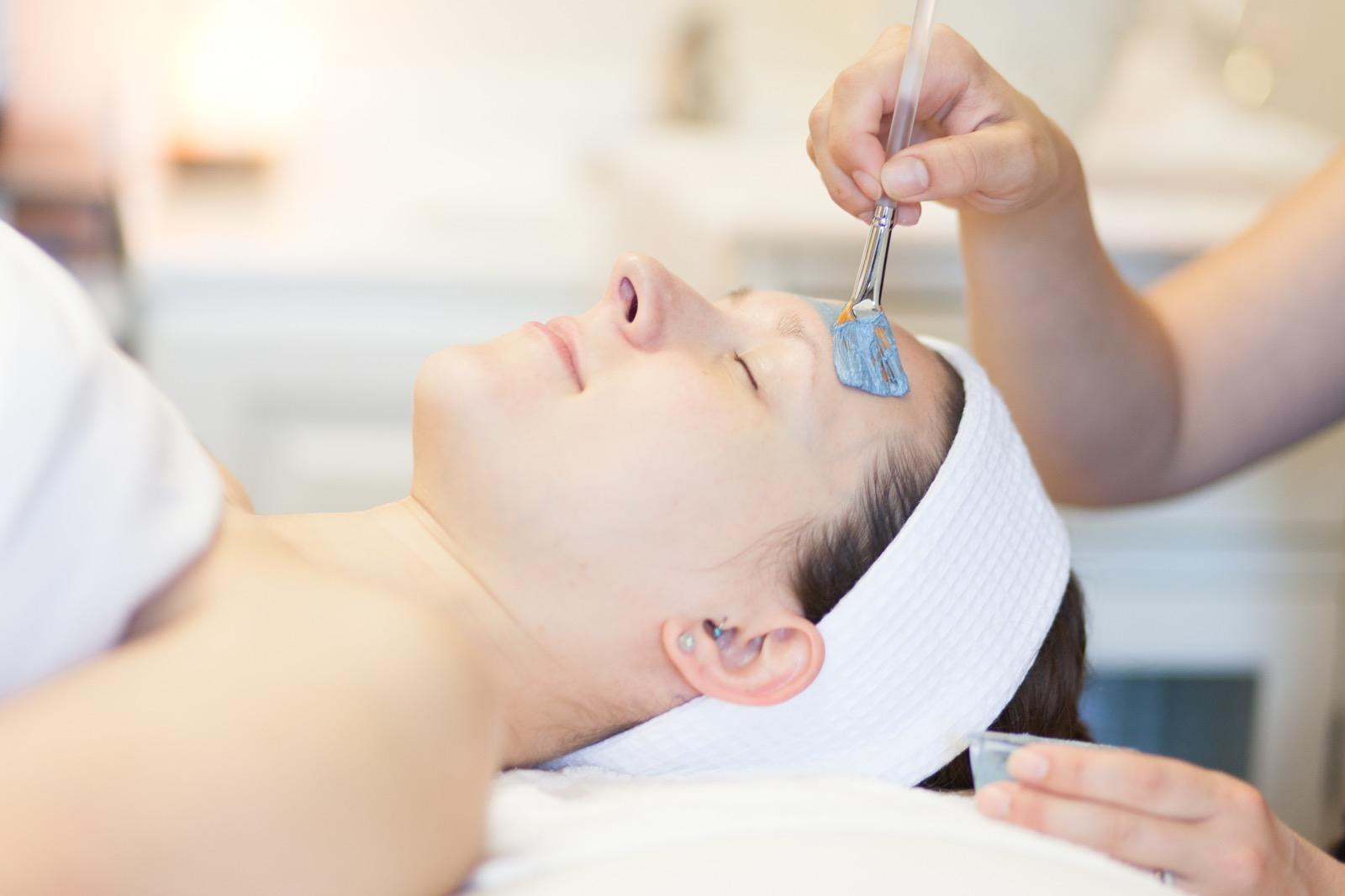 Facials and Waxing