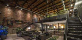The Ice House Lofts are Perfect Examples of Industrial Modern Lofts in Tucson
