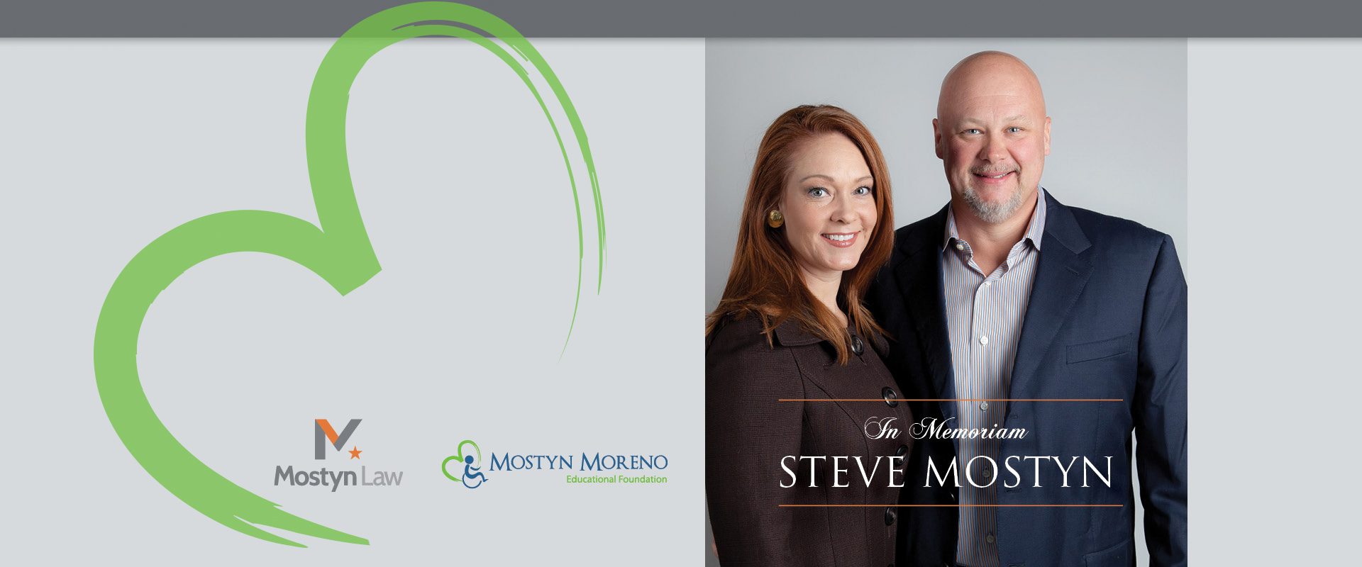 To the Friends & Family of Amber and Steve Mostyn