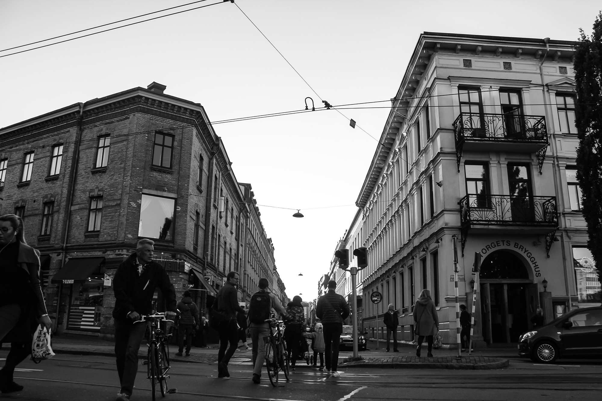 Gothenburg Streets