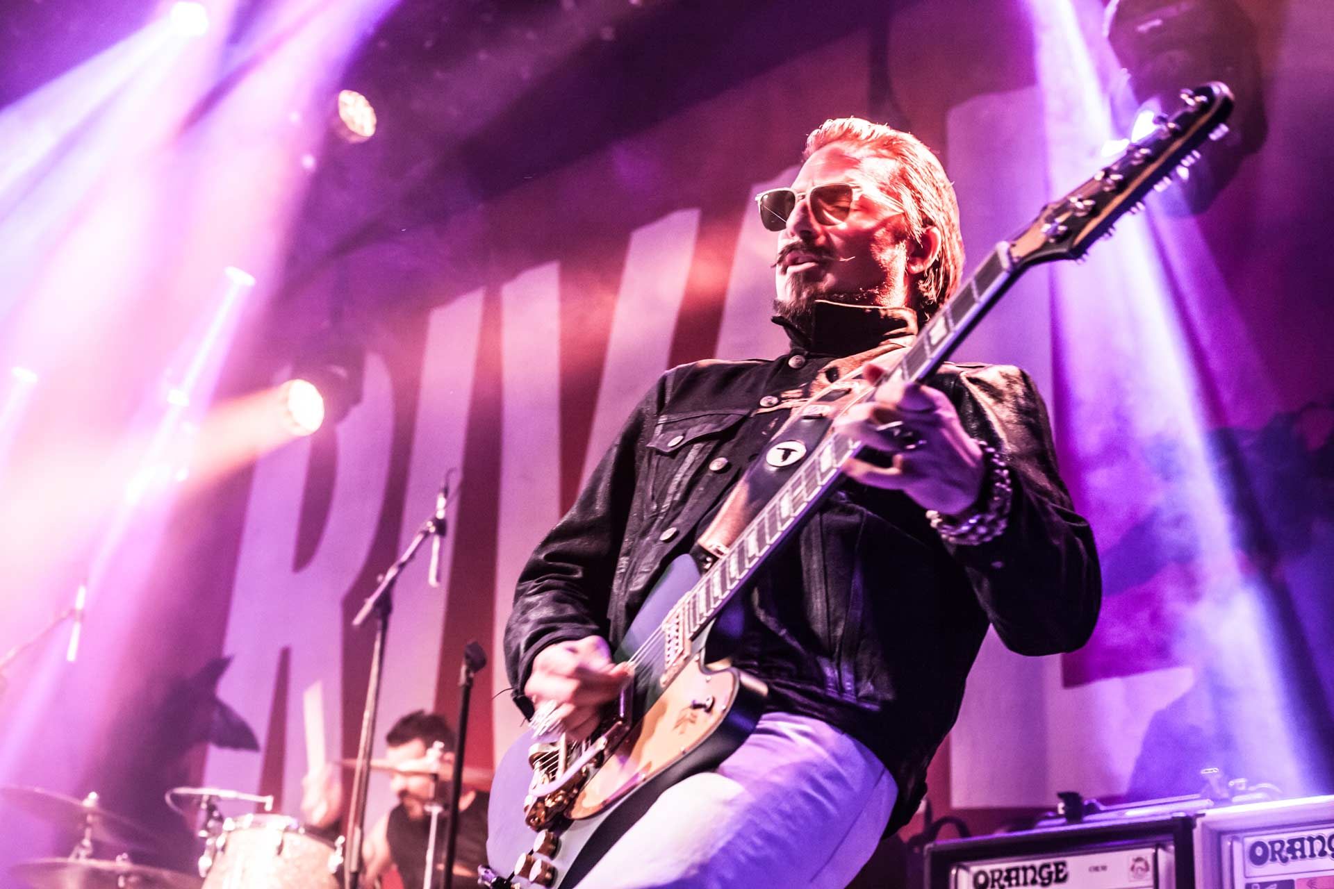 Scott Holiday, Rival Sons