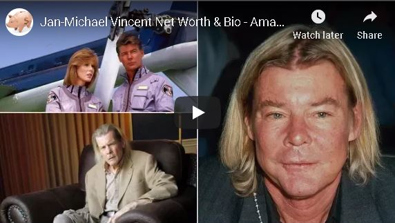 Jan Michael Vincent dead at 74