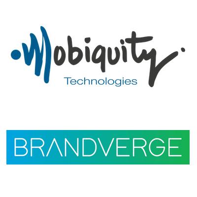 Mobiquity Technologies BrandVerge Partnership