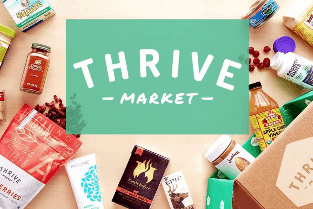 thrive market online shopping - mothers day gift idea