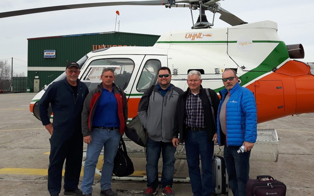 NGC leaders visit Nunatsiavut communities