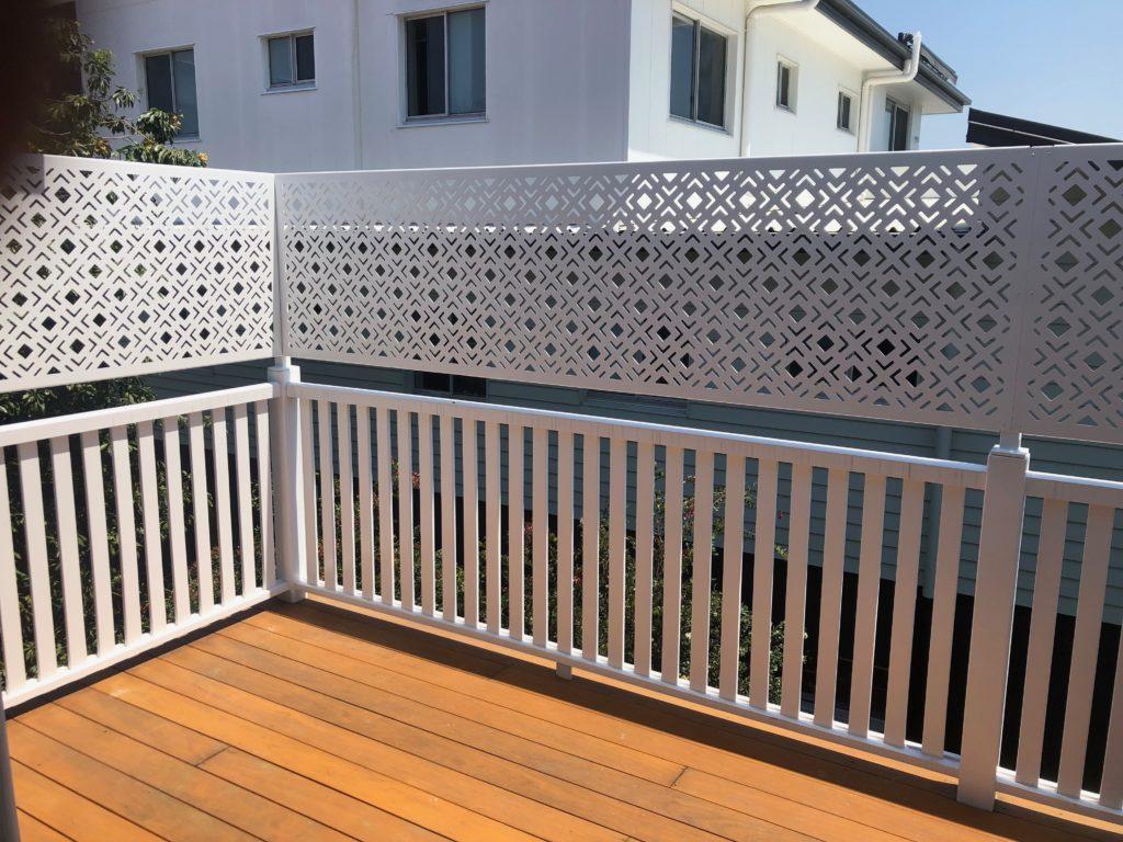 deck privacy screen - Hamptons Design