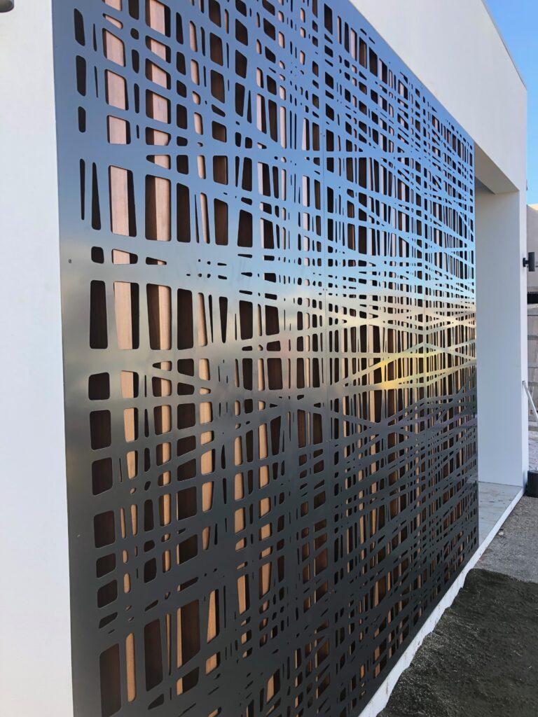 entrance screens