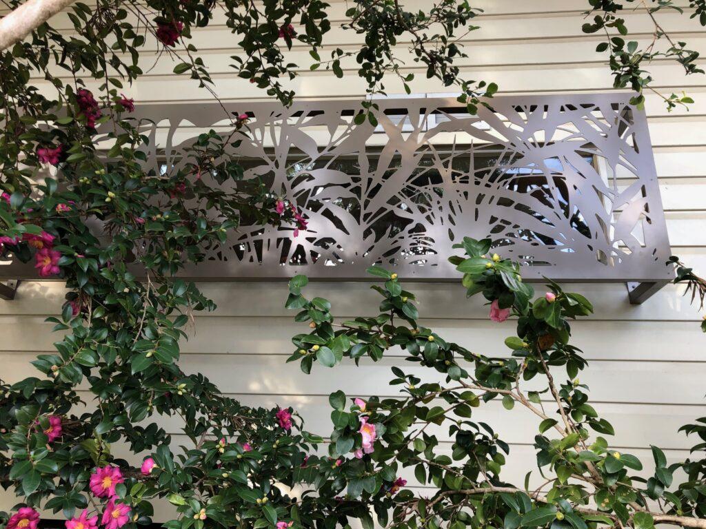 decorative aluminium window screen