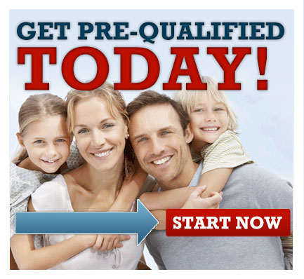 Get Pre-Qualified Today for your Home Loan - Start Now