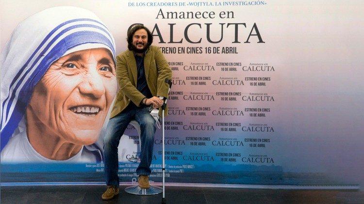 """José María Zavala, Director de """"Amanece en Calcuta"""""""