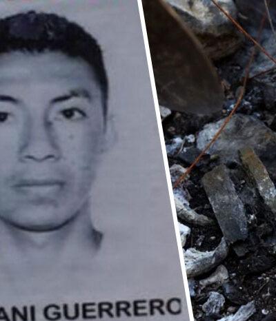 dentifican restos de Yosibani Guerrero,