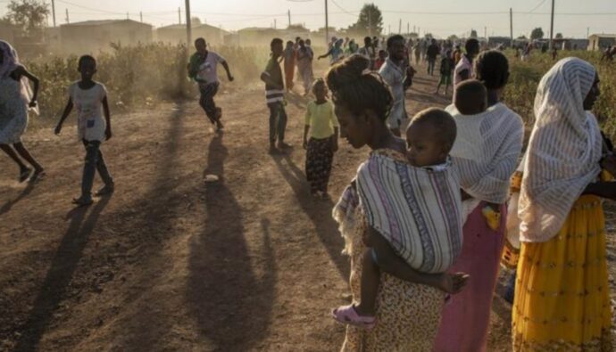 ataque aereo en etiopia