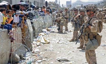 infierno en Afganistán