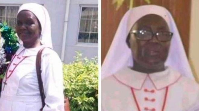 dos Religiosas fueron asesinadas en la frontera con Uganda.