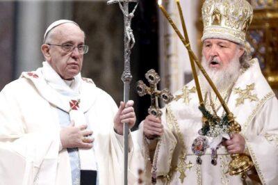 la Iglesia Católica, la Iglesia Ortodoxa Oriental y la Comunión Anglicana