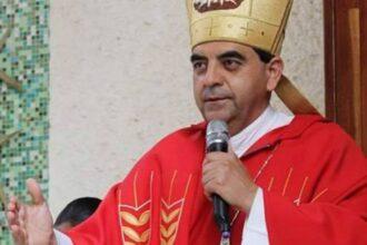 Denuncia Obispo atropellos