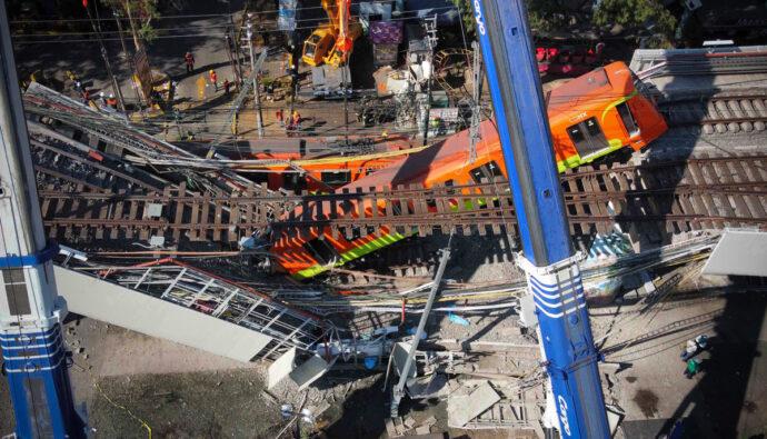 informe sobre las causas del accidente de la línea 12