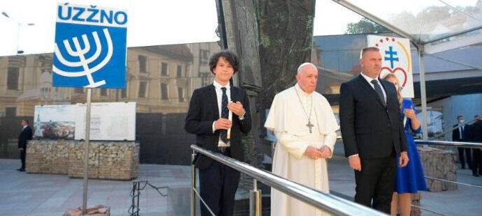 El Papa a los judíos